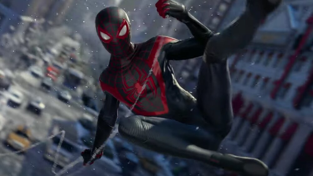 Marvel Reveals SPIDER-MAN MILES MORALES Game for PS5! Watch the  Announcement Trailer! — GeekTyrant